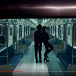 【リーバイス新CM】キムタク共演者の黒髪の女性は誰?名前とBGMの曲名・電車が何線で駅名は?