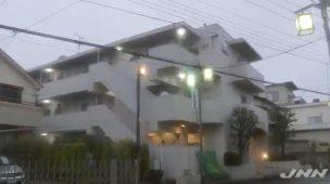 吉岡雅哉容疑者の自宅マンションの外観