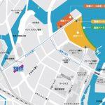 みなとみらいスマートフェスティバル2019花火大会の打ち上げ場所はどこ?観覧穴場スポットを紹介!