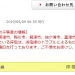 【台風19号】神奈川県の停電情報・被害状況!復旧の時間・目処はいつになるか調査!